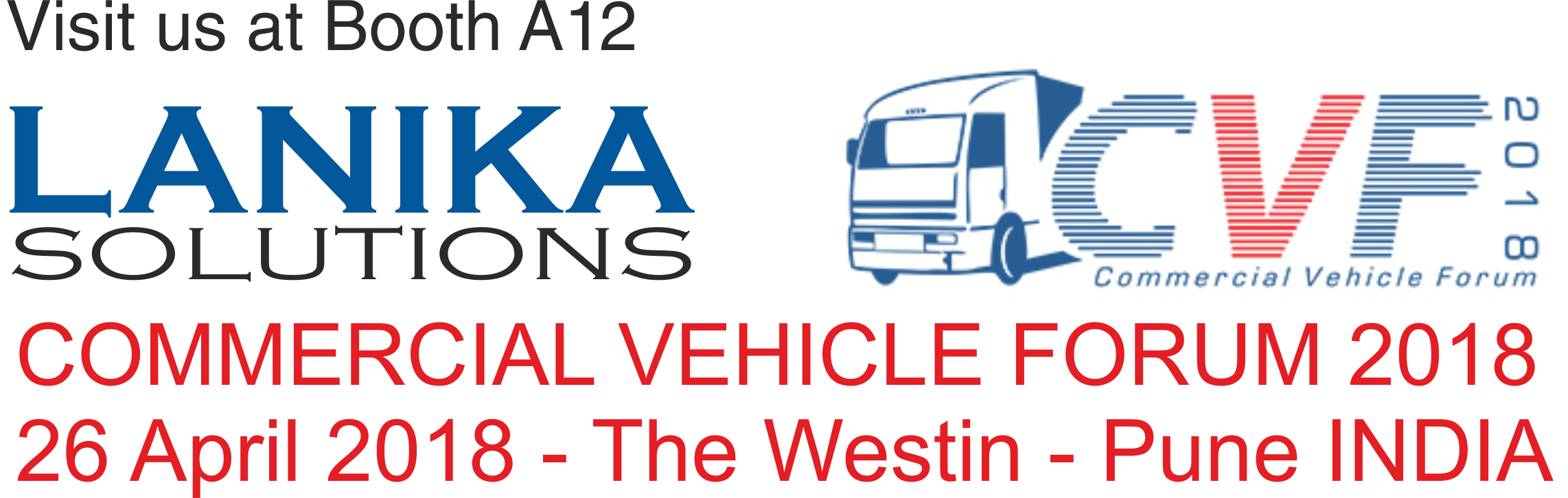 Commercial Vehicle Forum 2018