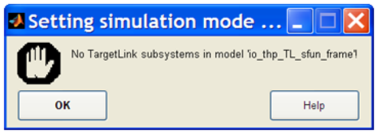 Testing TargetLink: Working with TargetLink Models in Reactis