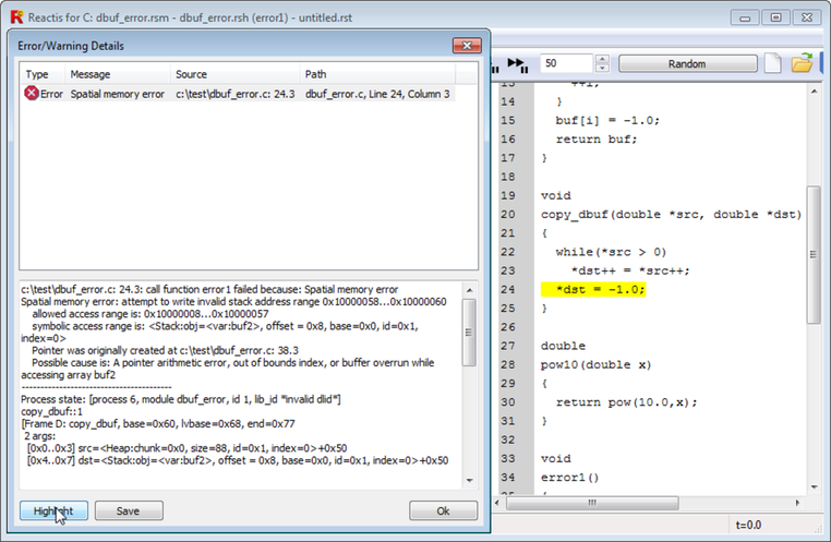 A screenshot of